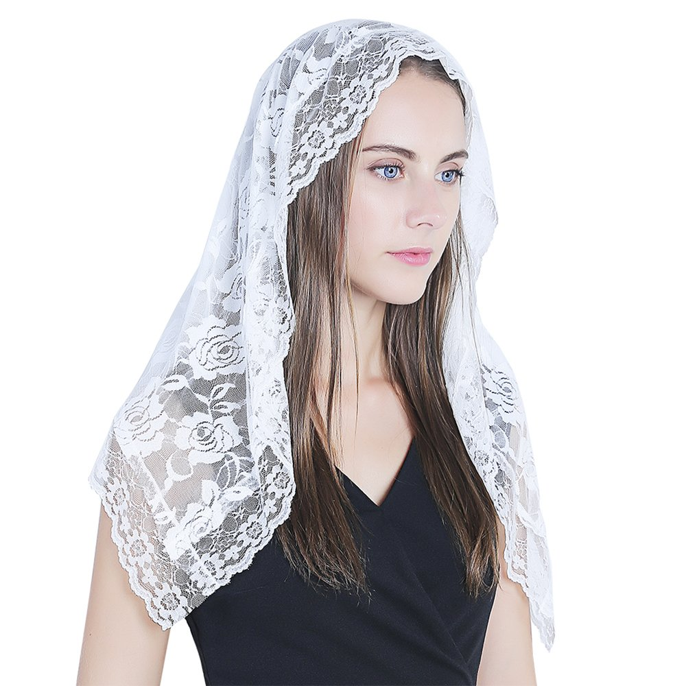Chapel veils for mass for sale