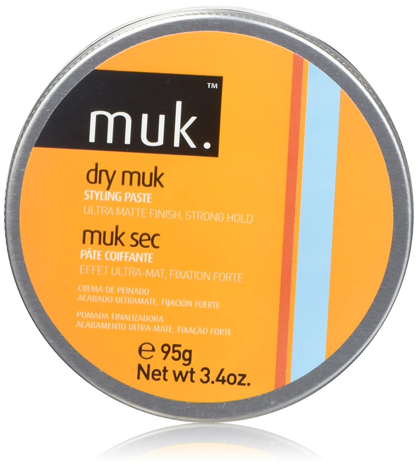 Dry Muk Styling Paste 95 g Muk Haircare PTY 9336288000861