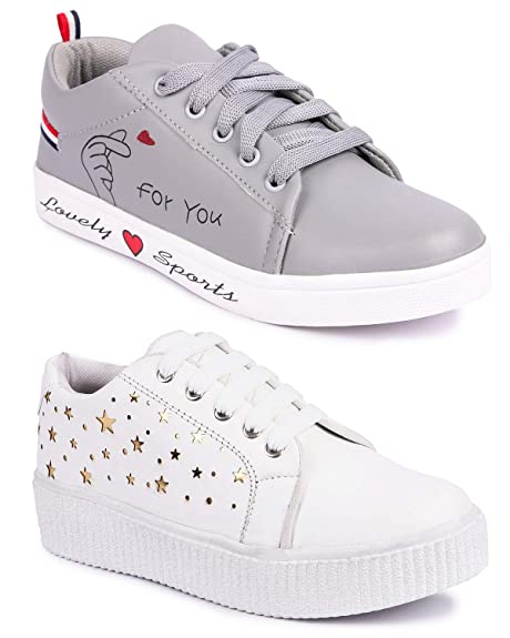 Women Latest Collection Sneakers Shoes