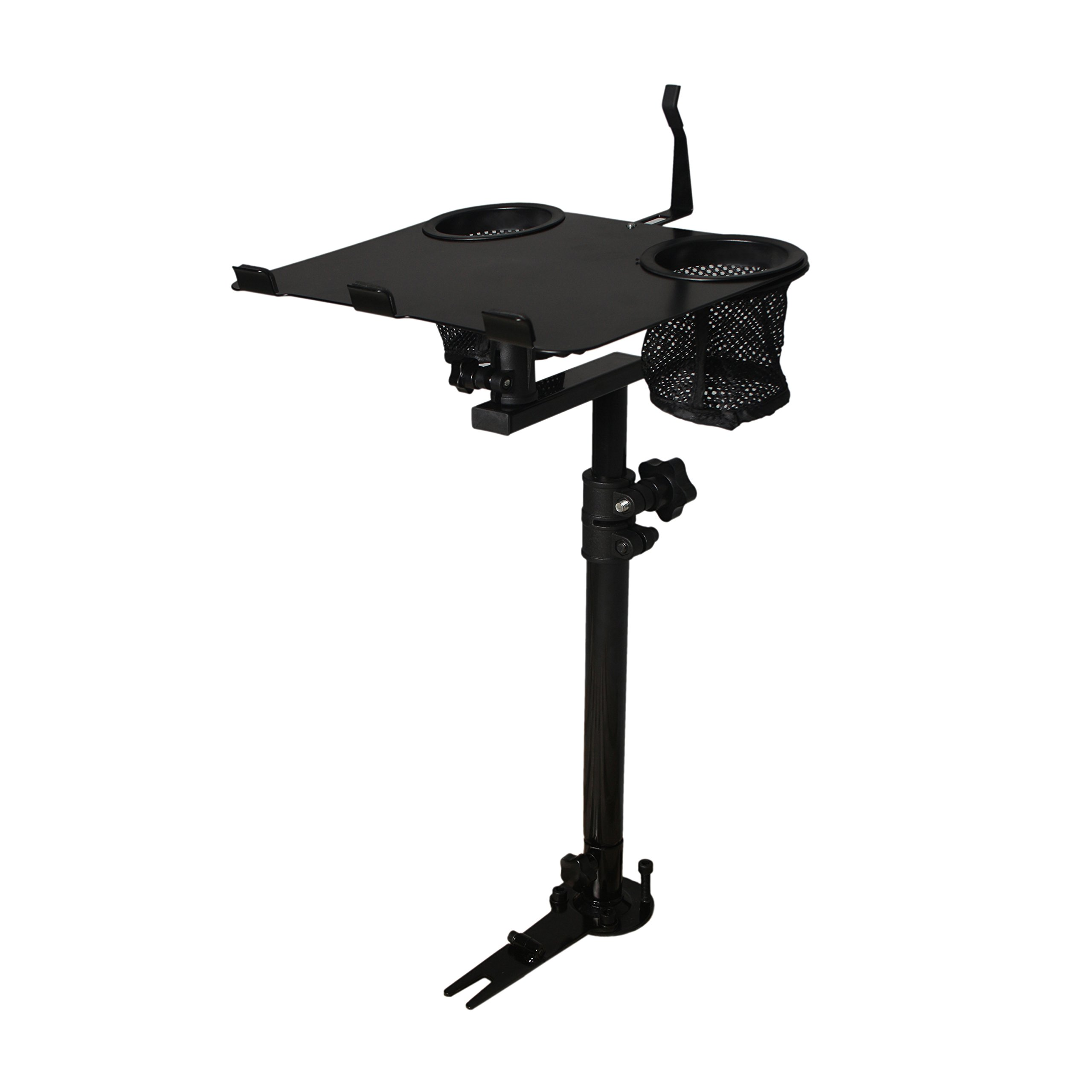 AA-Products K005-B1 Car Laptop Mount Truck Vehicle Notebook Stand Holder With Non-Drilling Bracket