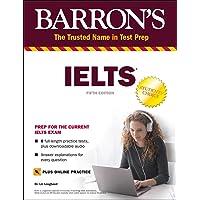 Barron's IELTS: With Downloadable Audio