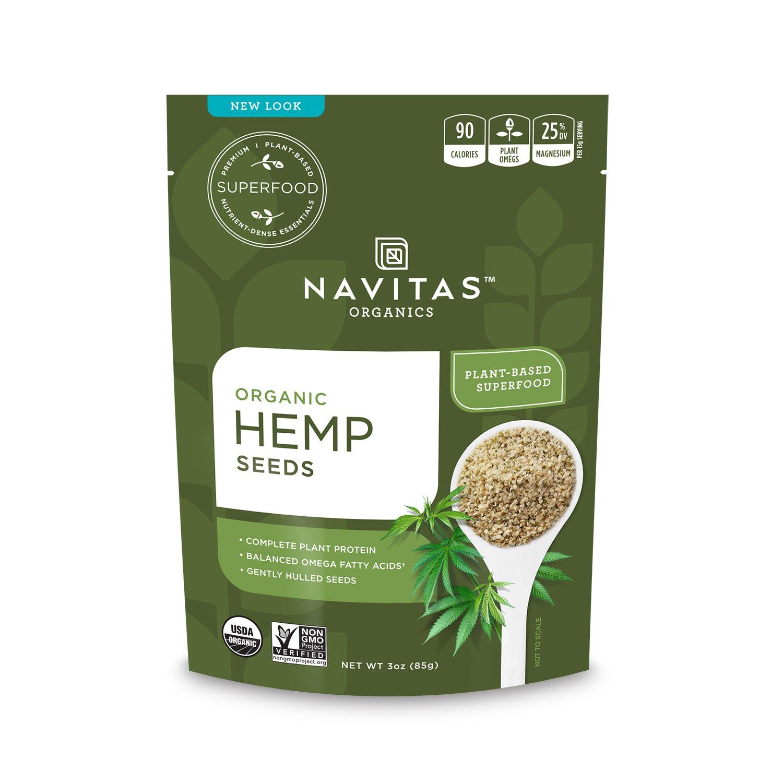 Navitas Naturals Semillas orgánicas de marihuana ...