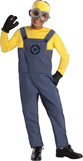 Gru, Mi Villano Favorito - Disfraz de Minion para niño, infantil 3 ...