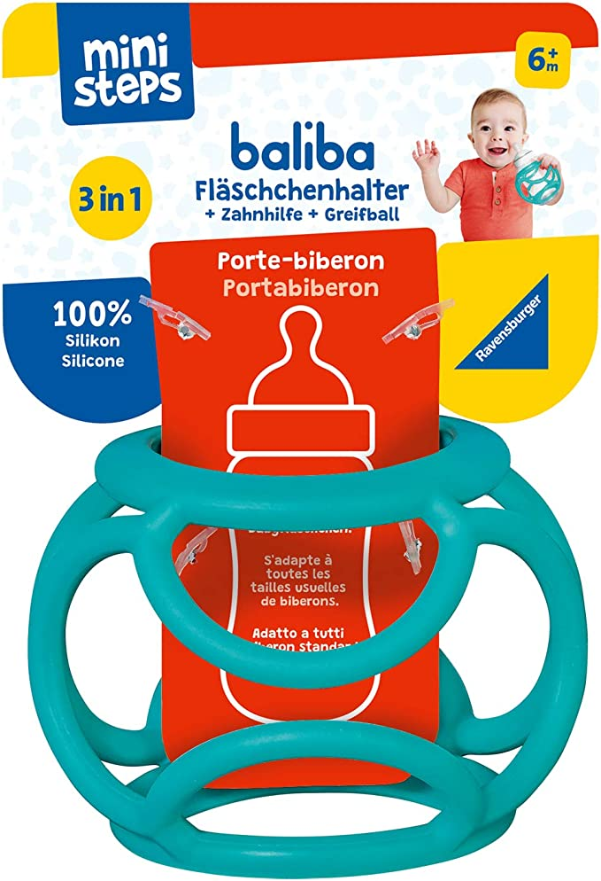 Baliba Rasselball ministeps RAVENSBURGER 04556 lila
