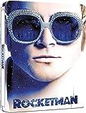 ロケットマン 限定スチールブック仕様 [4K UHD+Blu-ray ※4K UHDのみ日本語有り](輸入版) -Rocketman 4K steelbook-