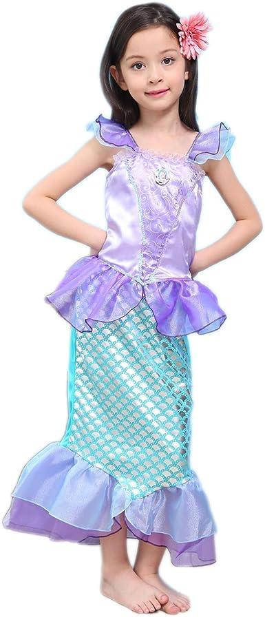 Newland para niña de niños Disfraz de Princesa Vestido de Fiesta ...