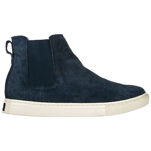Polo RALPH LAUREN Jonny Zapatos Azul Marino Hombre Zapatillas ...