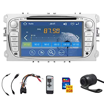7-Zoll-Touchscreen Autoradio DVD GPS navi Autoradio: Amazon.de ...