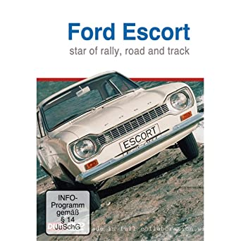 Ford Escort - Star of Rally, Road and Track [Reino Unido] [DVD