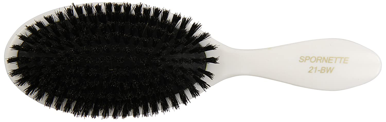Amazon Spornette Large Oval Hair Brush With Cushioned Nylon