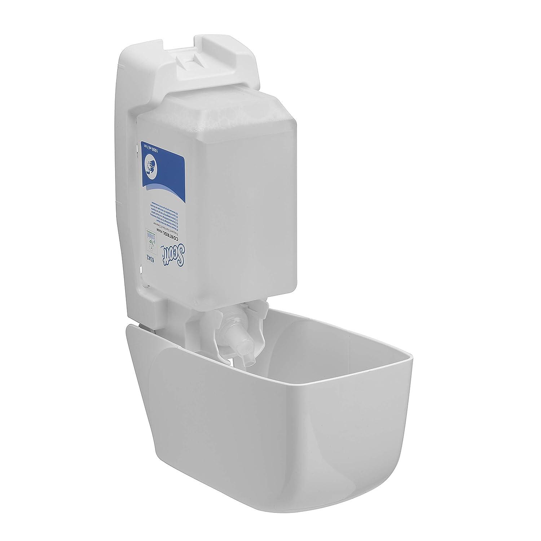 Scott 6342 Control Espuma Limpiadora de Manos Para Uso Frecuente, 1 L, Transparente: Amazon.es: Industria, empresas y ciencia