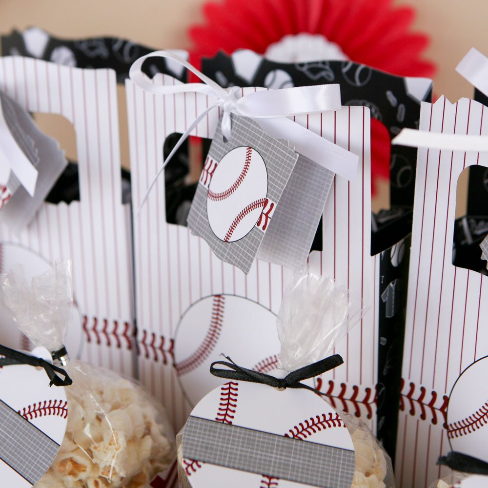 Amazon.com: Batter Up - Baseball - Baby Shower or Birthday Party ...