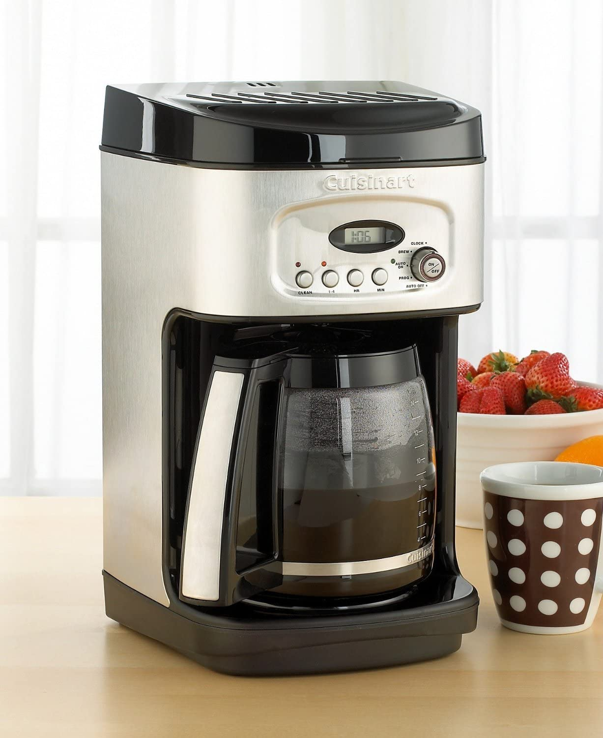 Cuisinart DCC-2200 Brew Central 14-Cup Coffeemaker