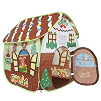 Deals on Homfu Play Tent for Kids for Indoor Outdoor Playhouse