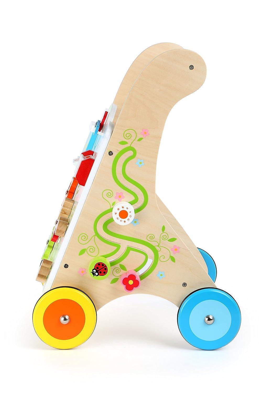 Orange Tree Toys Labirinto In Legno Bambino Gioco Labirinto Nuovo Goods Of Every Description Are Available Animali 12m