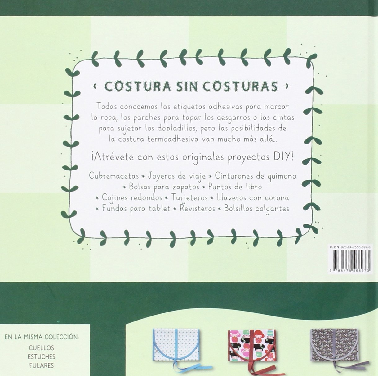 Costura sin costuras. Pequeñas labores originales (Spanish ...