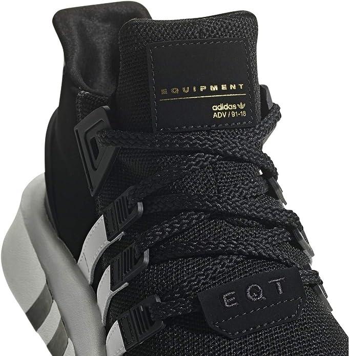 adidas Mens EQT Bask ADV Black/White
