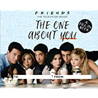 Stopek, S: Friends: The One About You: A Fill-In Book