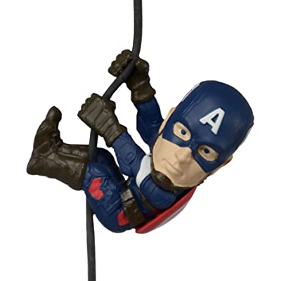 NECA Scalers Avengers Age Of Ultron: Captain America Mini Figurine