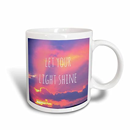 Buy 3drose Inspirationzstore Inspirational Quotes Let Your Light