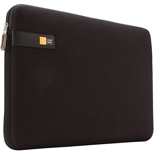 "2 opinioni per Case-Logic LAPS-111 Sleeve in Neoprene per Netbook da 10"" ad 11.6"", Nero"