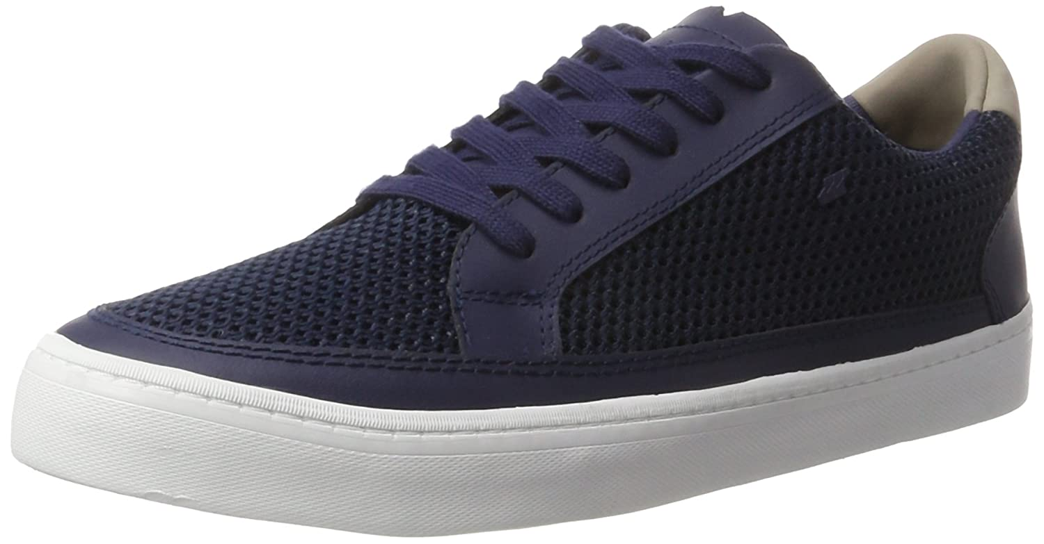 Mens Deby Sh Cmesh/Lea NVY Trainers Boxfresh NErbf