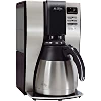 Deals on Mr. Coffee BVMC-PSTX91-RB 10 Cup Coffee Maker