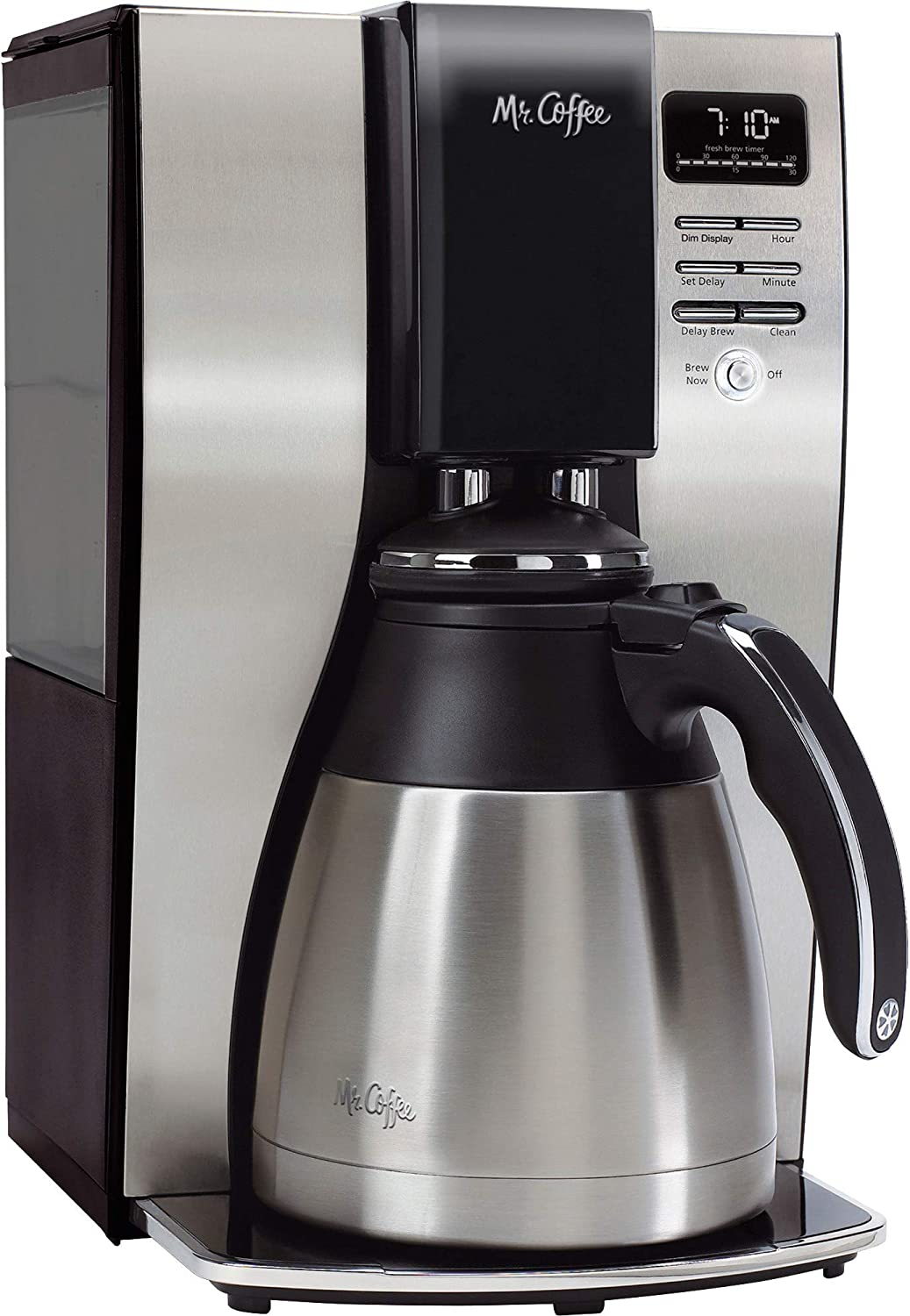 Mr. Coffee 10 Cup Coffee Maker | Optimal Brew Thermal System: Drip Coffeemakers: Kitchen & Dining