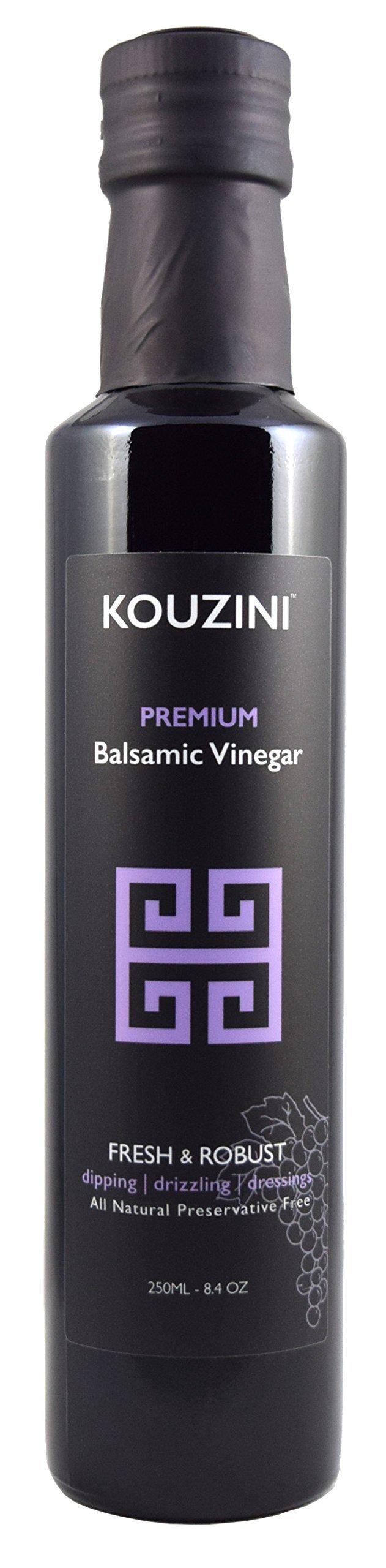 Kouzini Ultra Premium Balsamic Vinegar (250ML Bottle)