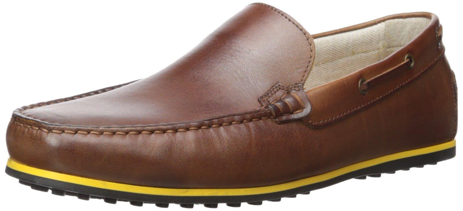 Aldo Men's Heinicke Slip-on Loafer, Dark Brown, 7.5 D US
