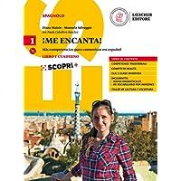 ¡Me encanta! Mis competencias para comunicar en español. Libro y cuaderno. Per il biennio delle Scuole superiori. Con ebook. Con espansione online. Con CD-ROM: 1