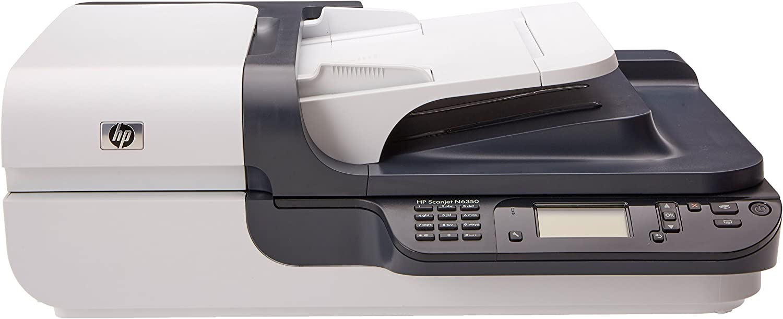 HP Scanjet N6350 Network Fltbd Scanner Us,ca,mx,la-en,es,fr