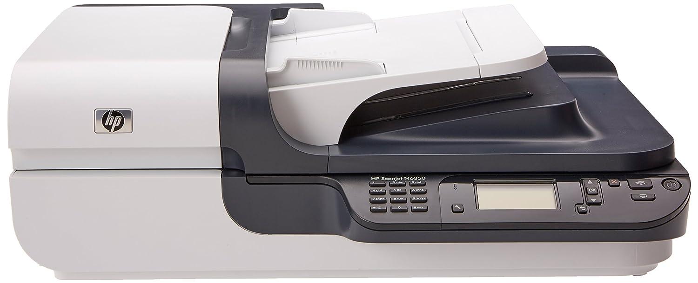 HP Scanjet N6350 Network Fltbd Scanner Us, ca, mx, la-en, es, fr Hewlett Packard L2703A#BGJ L2703A#BEA Scanners