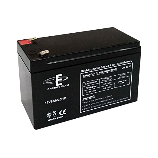 28 opinioni per Batteria ermetica al piombo 12V 9Ah EnergyTeam