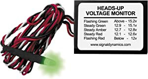 HEADS UP VOLTAGE MONITOR / SIGNAL DYNAMICS