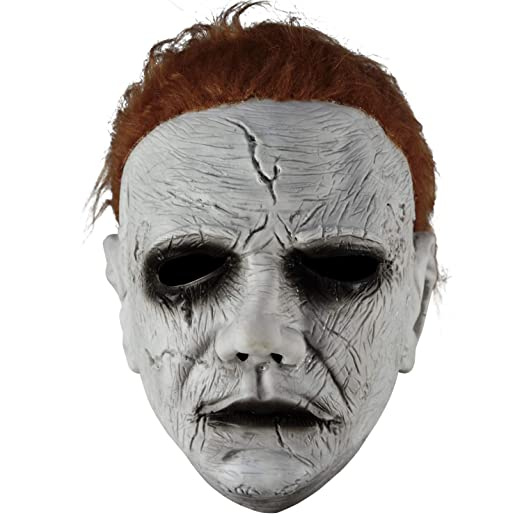 Michael Myers Mask Halloween 1.Amazon Com Halloween 2018 Michael Myers Mask Horror Mask Mask 1