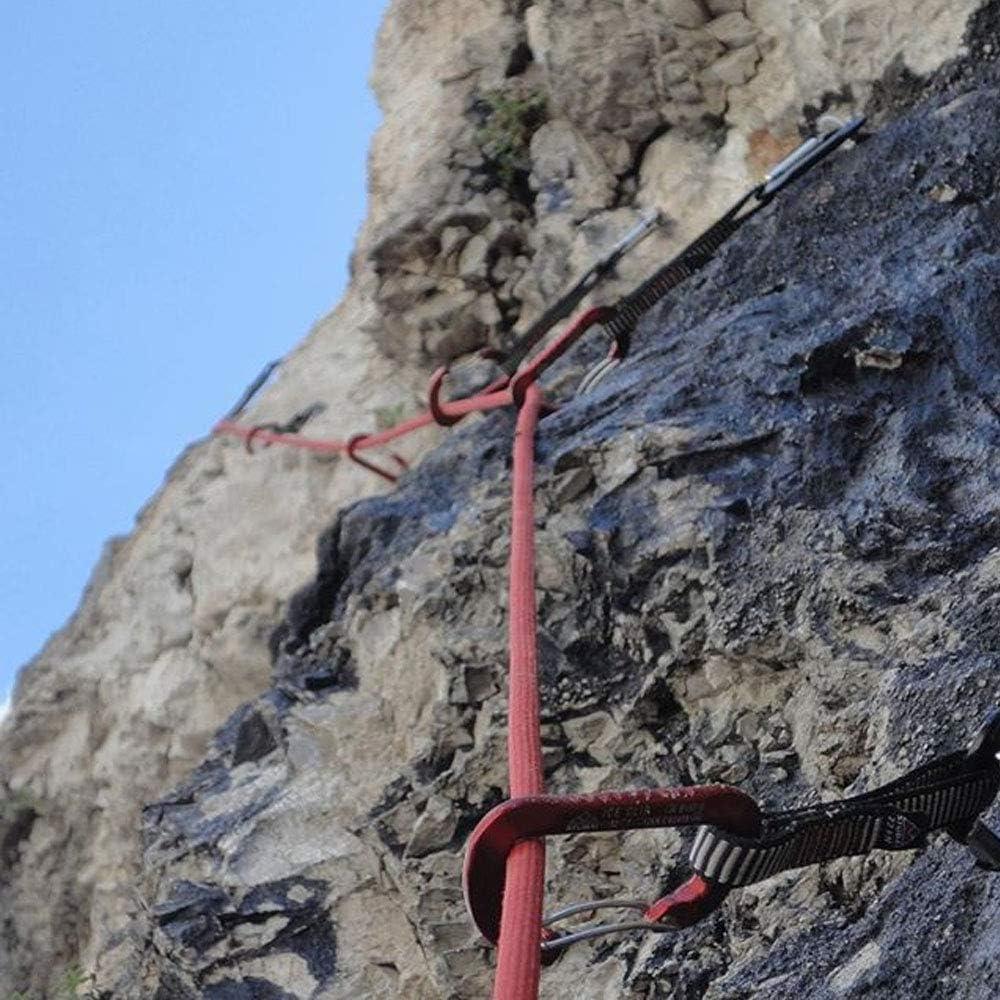 Stubai - Cuerda dinámica (9,9 mm, 50 m, 70 m, 50 m)