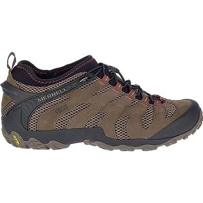 3724138146398 Merrell Men's Chameleon 7 Stretch Waterproof Hiking Shoe, Boulder, ...