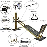 GR8FLEX High Performance Gym - Military XL Model with Total Over 100 Workout Exercises