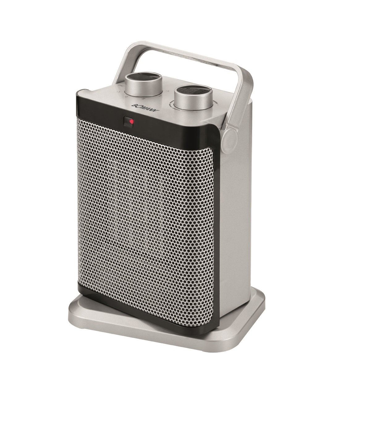 Calefactor baño bajo consumo y ventilador combinado dispositivo calefactor calefactor rápido (1500 W, Oscilante, asa, sujeción segura): Amazon.es: Hogar