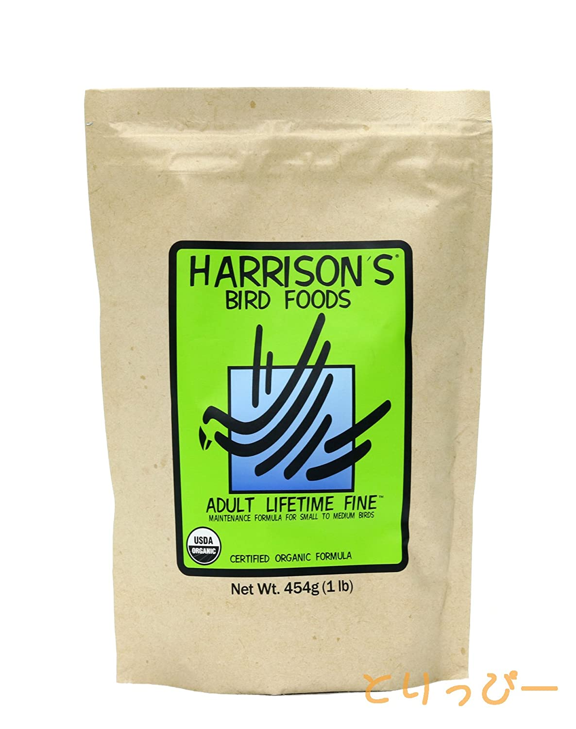 Harrisons Adult Lifetime Fine Organic Food