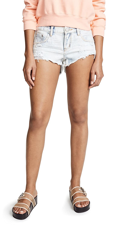 6a1b3bb41d Amazon.com: One Teaspoon Women's Classic Bonita Shorts: Clothing