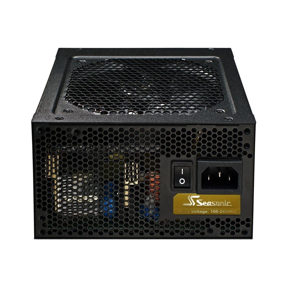 Seasonic X-850(SS-850KM3 Active PFC F3) 850W 80 Plus Gold ATX12V/EPS12V Power Supply