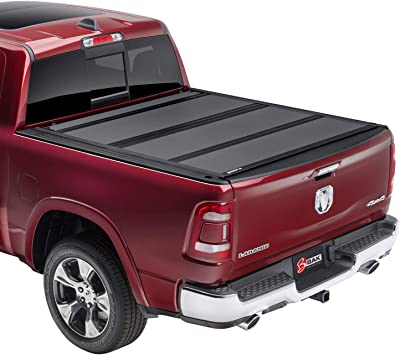 Amazon Com Bak Bakflip Mx4 Hard Folding Truck Bed Tonneau Cover 448207 Fits 2009 2018 19 20 Classic Dodge Ram 2019 2500 3500 5 7 Bed 67 4 Automotive