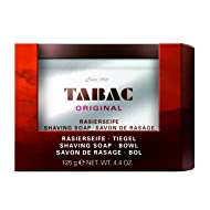 Tabac Original By Maurer & Wirtz For Men. Shaving Soap Bowl 4.4 Ounces