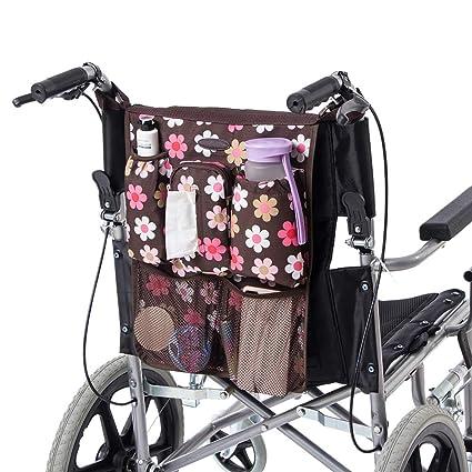QEES GJB518 - Bolsa para asiento de silla de ruedas, funda ...