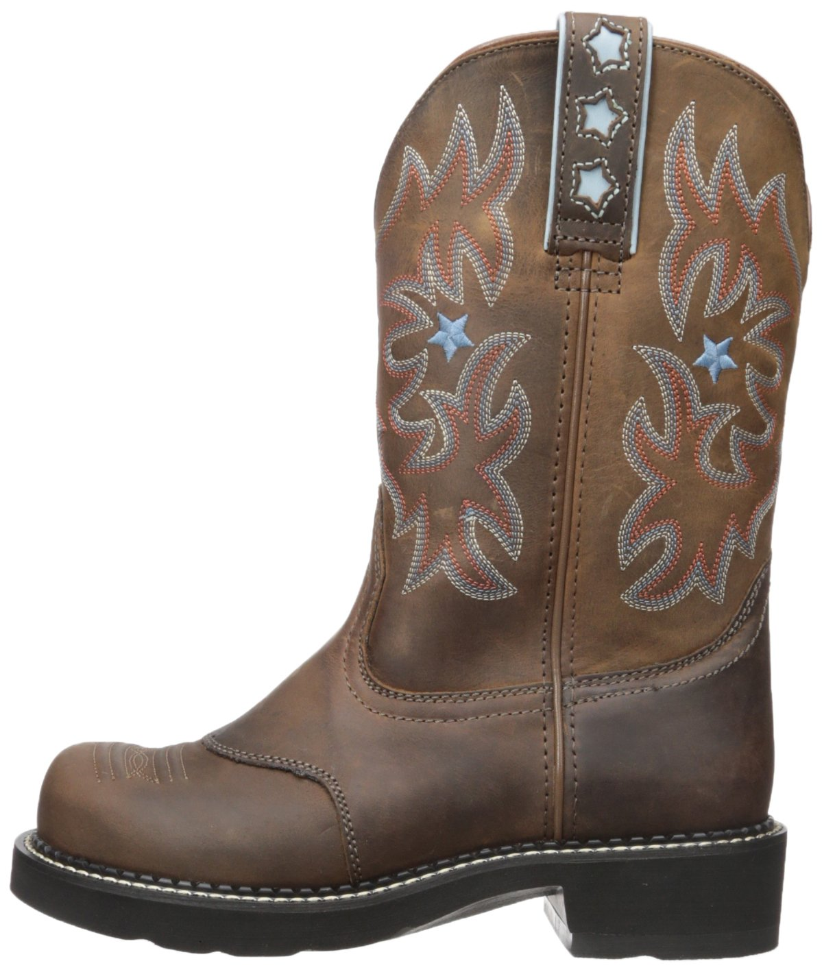 Ariat Women's Probaby Western Cowboy Boot B000I3UYLO 9 C US|Driftwood Brown