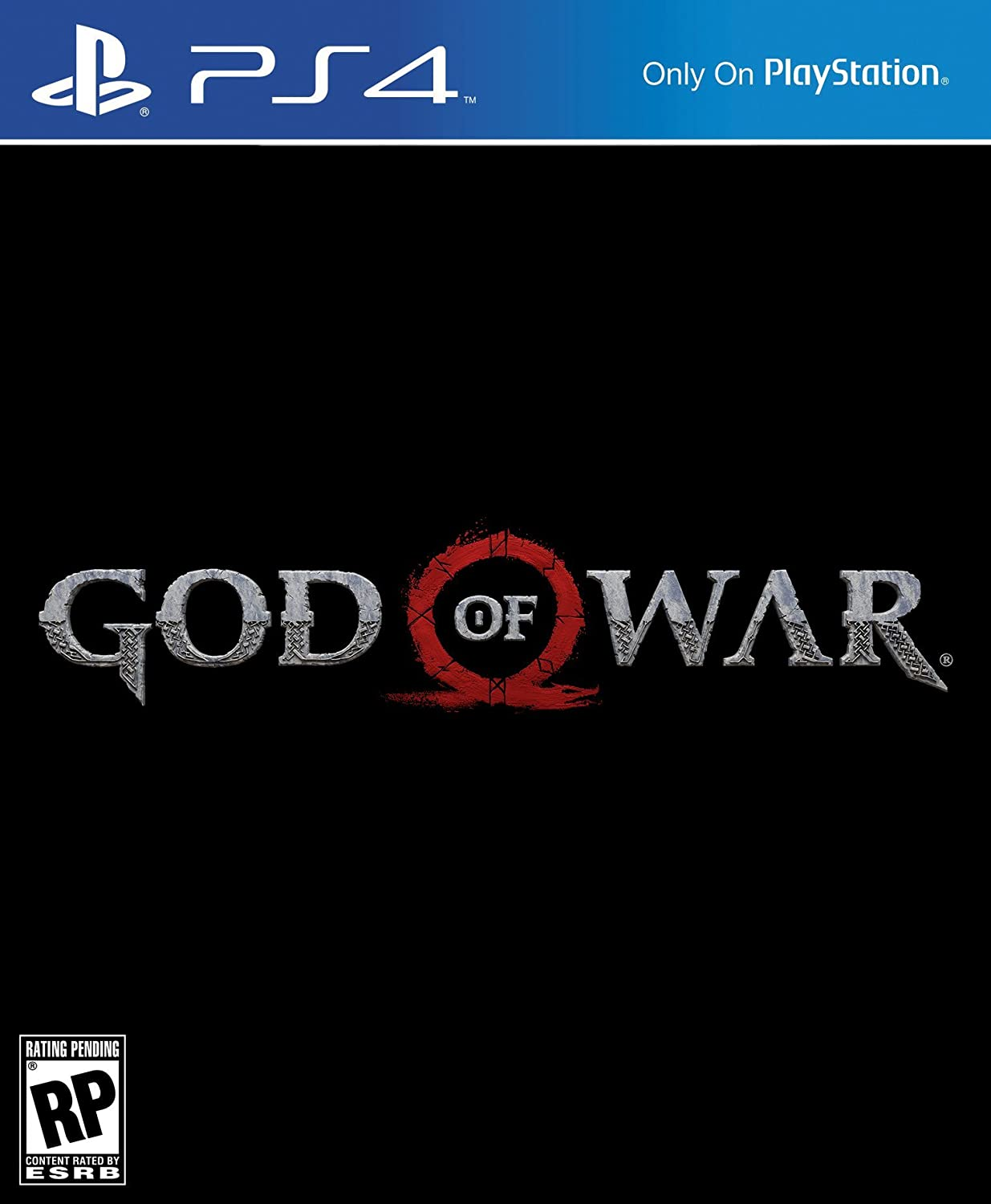 God of War 4 – PS4