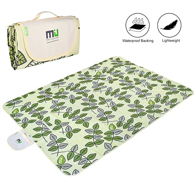 025fe21d12 Large Camping Lightweight Outdoor Blanket 78