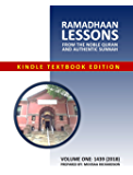 Ramadhaan Lessons: From the Noble Quran and Authentic Sunnah (English Edition)